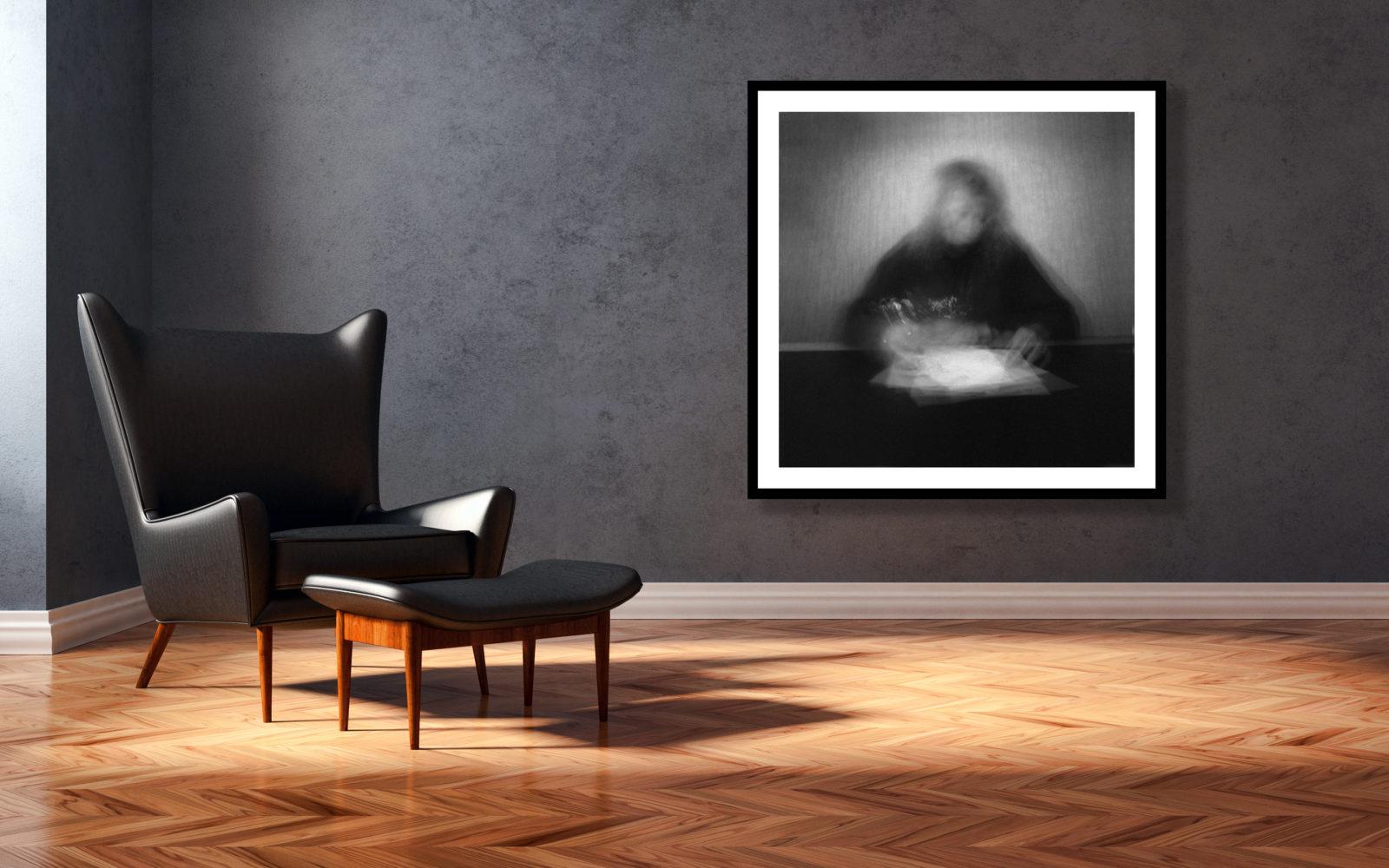 Alexandra Cool - Sophie Jabès - 110 x 110 cm